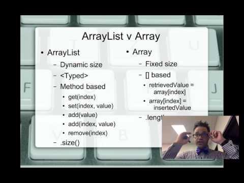 Java AP CS Exam Review - YouTube