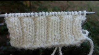How To Knit A Border | Border Design # 33