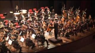 Mozart - Haffner (1er mvmt), par l'Orchestre Philharmonique du Maroc