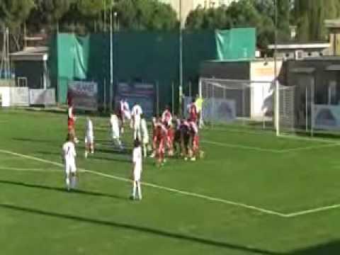 Preview video ALBIGNASEGO-UNIONE VENEZIA 2-1 (25.10.2009)