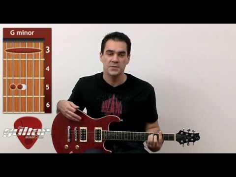 Beginner Guitar Lesson #7 - Barre (Bar) Chords