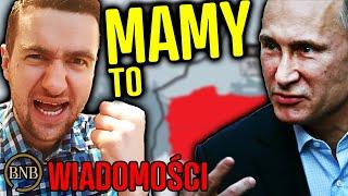 Polska OCHRONI Unię! Nie damy Rosji PRZEJĄĆ EUROPY
