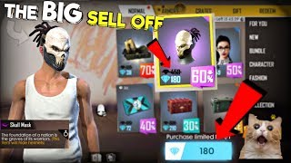 Free Fire Free SKULL Mask For Free In 3 KB File - Thủ thuật