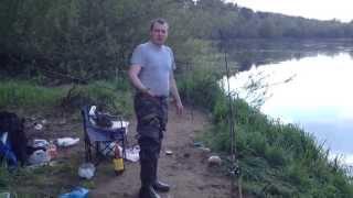 Ловля рыбы на немане в гродненской области