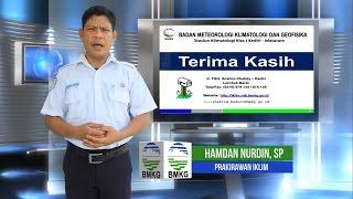 Analisis Curah Hujan Bulan September 2016 Dan Prakiraan Curah Hujan 3 Bulan Ke Depan Prov NTB