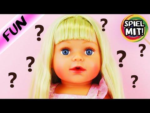 Baby Born Sister bekommt einen Namen | Interaktive Puppe | die große Schwester heißt ...