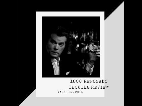 1800 Reposado Tequila Review – On The Rocks