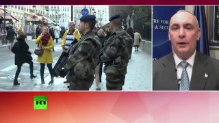EUROPEANS MORE VIGILANT AFTER 13 NOVEMBER PARIS TERROR ATTACKS SAYS PRESIDENT BARETZKY OF ECIPS