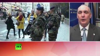 EUROPEANS MORE VIGILANT AFTER 13 NOVEMBER PARIS TERROR ATTACKS SAYS PRESIDENT BARETZKY OF ECIPS