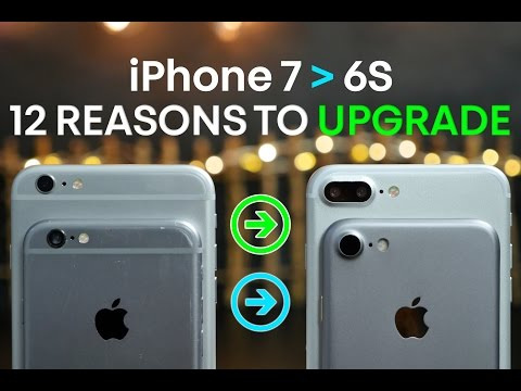 12 Reasons to Upgrade to 7 (iPhone 7 Vs iPhone 6s) -  3d5e090079