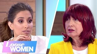 Stacey and Janet Clash on Homeschooling Children | Loose Women