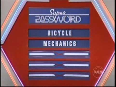 Super Password (October 22, 1984): Marcia Wallace & Bill Cullen
