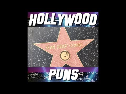 Hollywood Puns!