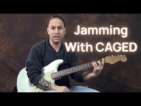 Guitar Lesson: Learn the CAGED Chord System - Part 5