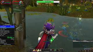 WoW Speed Leveling: Lvl 1-120 (Non-Monk/Solo/BFA) - 34:07:31 Part 1