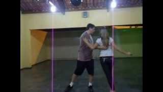 Dança de Salão - Linda Música Gospel - Dança Bolero - Aula de Bolero - Passo a Passo - Dance a Dois