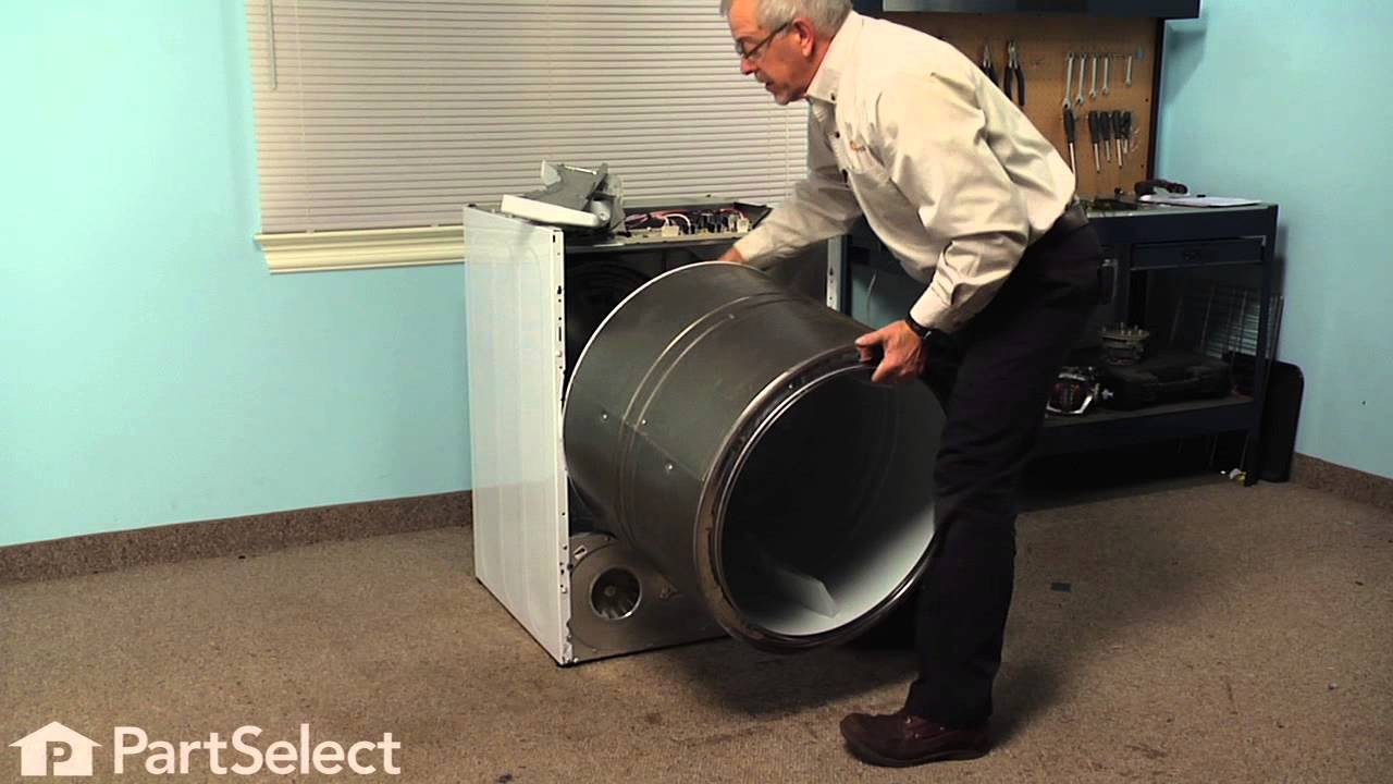 Replacing your General Electric Dryer Idler Pulley Wheel