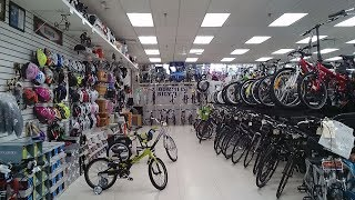 Largest Bike Shop - Germany's biggest bike shop - TOP 10 BIGGEST Bikes
