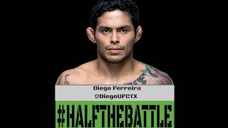 EXCLUSIVE: Diego Ferreira Hungry To Get Back Inside The Octagon at UFC Austin - Half The Battle