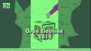 OSUN ELECTION - RERUN LIVE