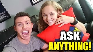 My Girlfriend, How I Started YouTube & More - Q&A ASK ANYTHING!