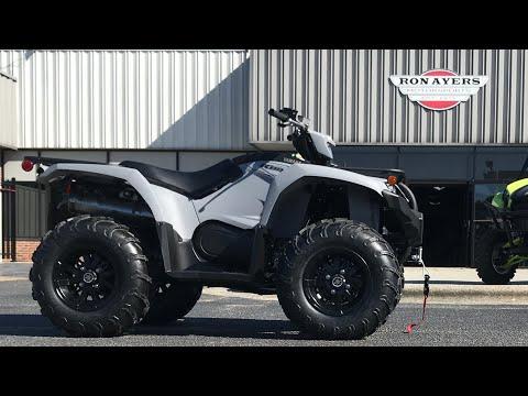2021 Yamaha Kodiak 450 EPS SE in Greenville, North Carolina - Video 1