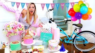 Download Youtube: ALISHA MARIE'S BIRTHDAY VLOG!! OPENING PRESENTS!!