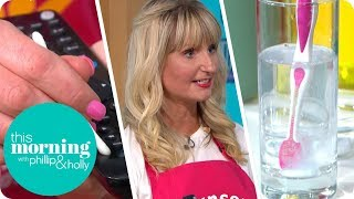 Everyday Items You Should Be Cleaning | This Morning
