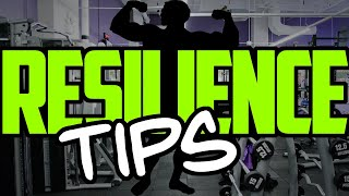 Resilience Top Tips & Inspiration