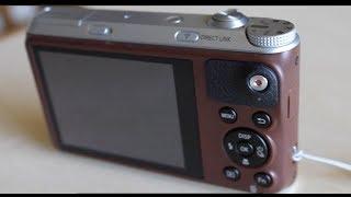 Samsung Smart Camera : WB350F Review (Long video)