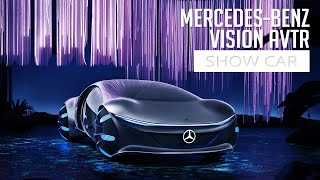 Mercedes-Benz Vision AVTR - Show Car