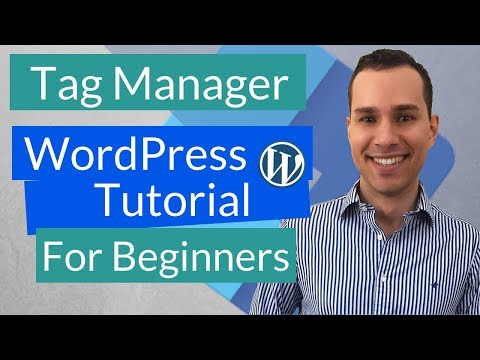 Google Tag Manager WordPress Plugin Tutorial (Complete Beginners Guide)