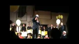 preview picture of video 'Comizio di chiusura di Giovanni Maniscalco Tutela Valori Bisogni - TVB Petrosino'