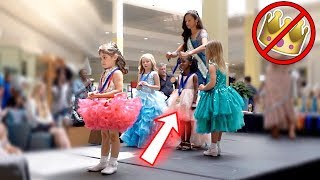 PENELOPE'S BEAUTY PAGEANT ENDS WITH A LOSS...