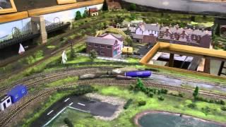 DAVES MODEL RAILWAY NEW ADDITION