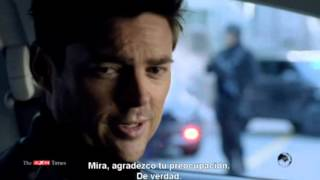 Almost Human - Promo for Episode 1 (Spanish subs)