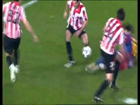 Lionel Messi amazing dribble