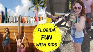 What To Do In Miami, Florida With Kids - Travel Vlog