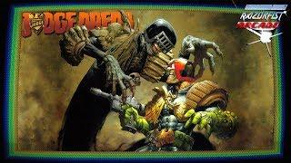 RazörFist Arcade: JUDGE DREDD vs. DEATH