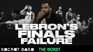 LeBron James' worst playoff game was the 2011 Finals failure all his doubters wanted to see thumbnail