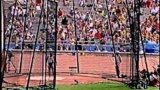Olympic Games Barcelona 1992- Full Discus, part 2