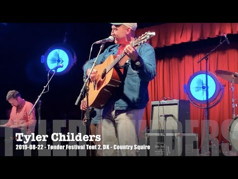 Tyler Childers - Country Squire - 2019-08-22 - Tønder Festival Tent 2, DK