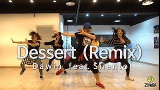 Dessert(Remix) - Dawin / Easy Dance Fitness Choreography / ZIN™ / Wook's Zumba® Story