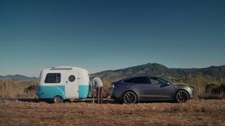 YouTube Video bfgtpRb7P-8 for Product Tesla Model X Electric SUV by Company Tesla in Industry Cars