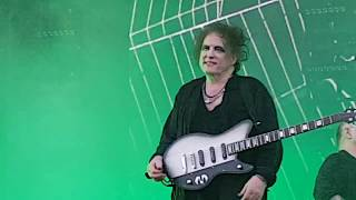 "The Cure ""Lullaby"" Hurricane Festival 2019"