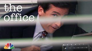 Michael Loves His Speakerphone - The Office