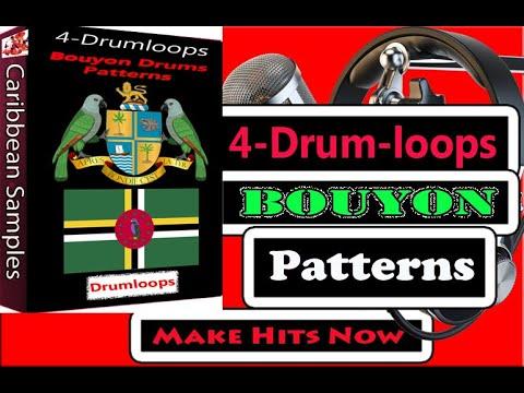 4-Bouyon Drumloops.