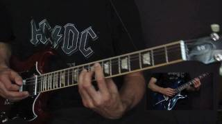 ARE YOU READY - AC/DC guitar cover - HD