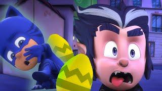 Hidden Eggs | Double Episode | PJ Masks Official