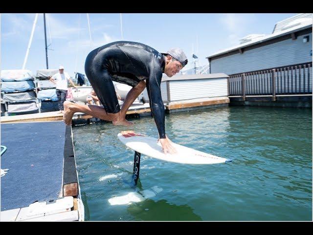 Salty Brother - Vlog #05 (Surf Foil)